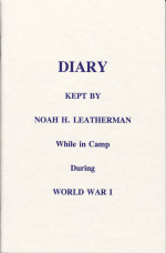 Diary of Noah Leatherman