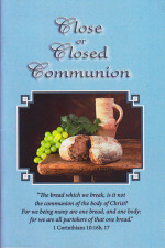 Close or Closed Communion