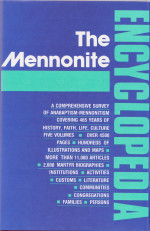 Mennonite Encyclopedia Volume 1