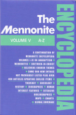 Mennonite Encyclopedia Volume 5