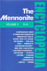 Mennonite Encylopedia Volume 2